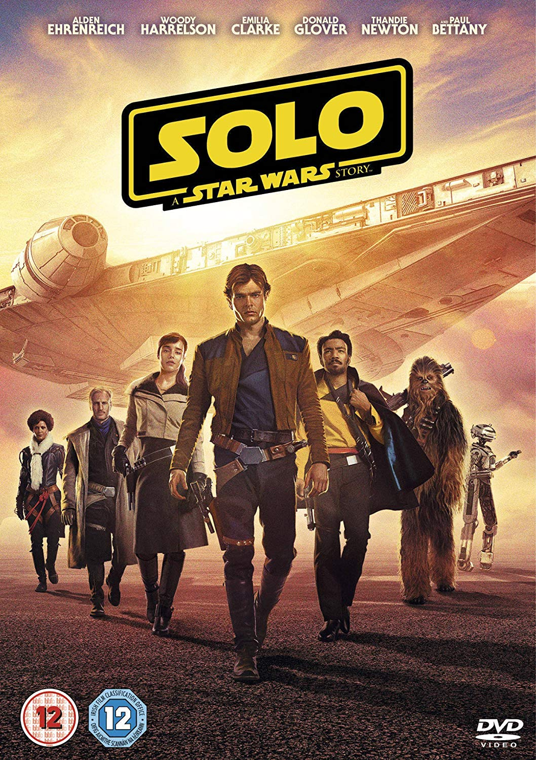 Solo - A Star Wars Story - Ron Howard [DVD]