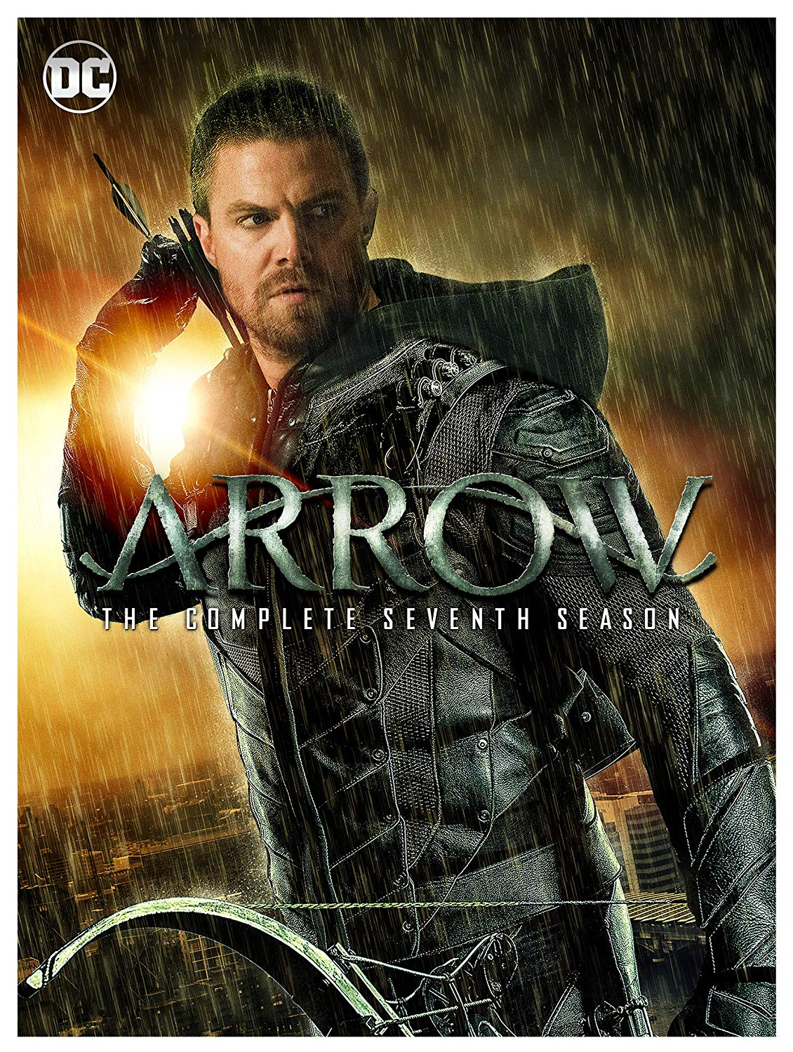 ARROW SEASON 7 DVD [Boxsets]