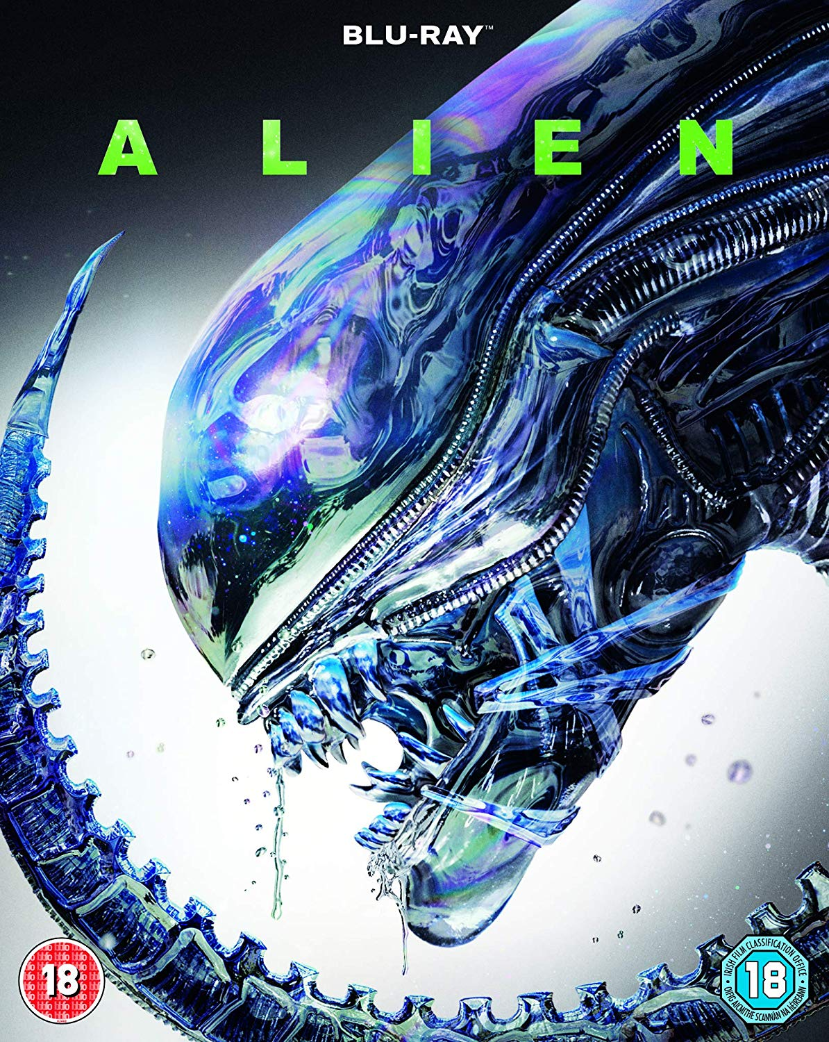 Alien (40th Anniversary Edition) - Ridley Scott [BLU-RAY]