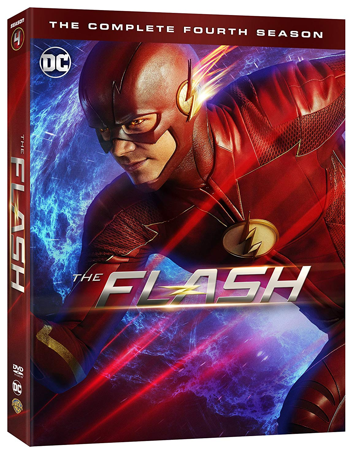 The Flash: The Complete Fourth Season [DVD]