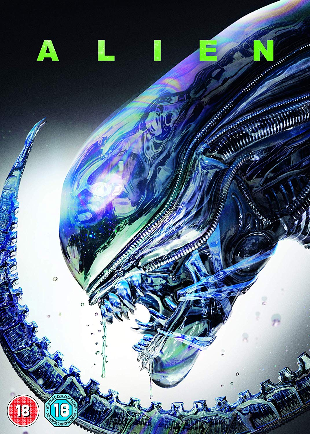 Alien (40th Anniversary Edition) - Ridley Scott [DVD]