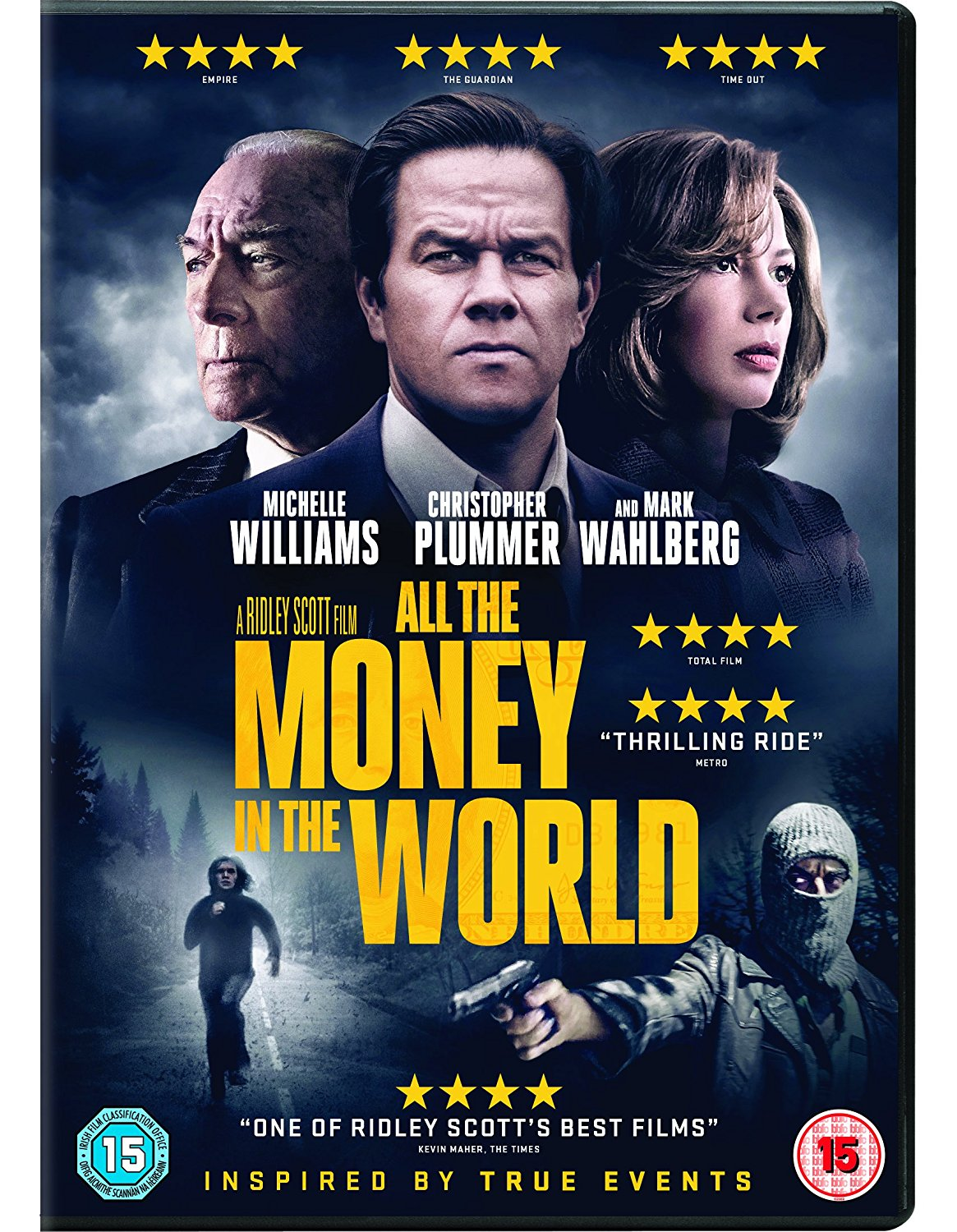 All the Money in the World - Ridley Scott [DVD]