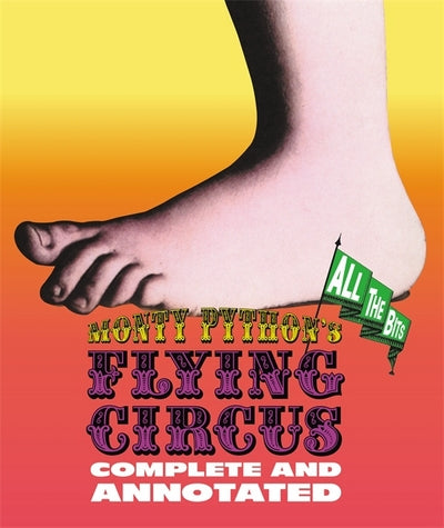 Monty Python's flying circus - Luke Dempsey [BOOK]
