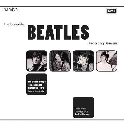 The complete Beatles recording sessions - Mark Lewisohn [BOOK]