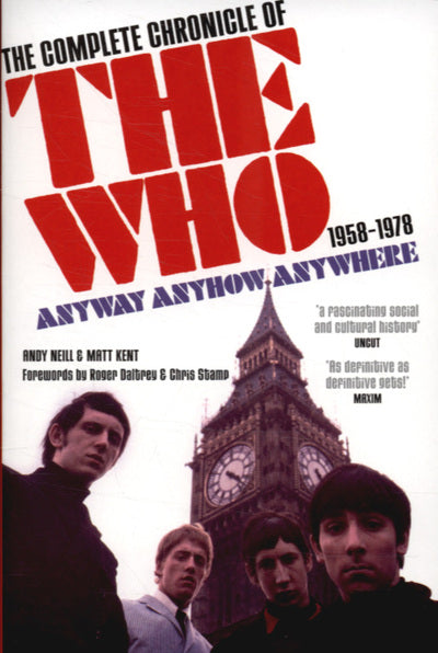 Anyway, anyhow, anywhere - Andy Neill [BOOK]