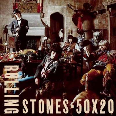 Rolling Stones 50x20 - Chris Murray [BOOK]