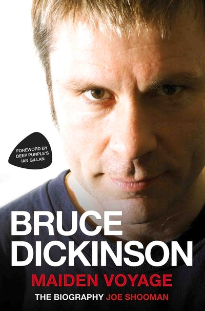 Bruce Dickinson - Joe Shooman [BOOK]