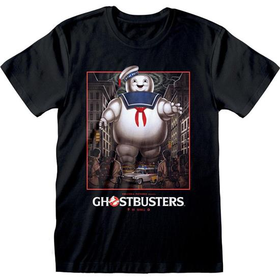 Ghostbusters Stay Puft Square - Large [T-Shirts]
