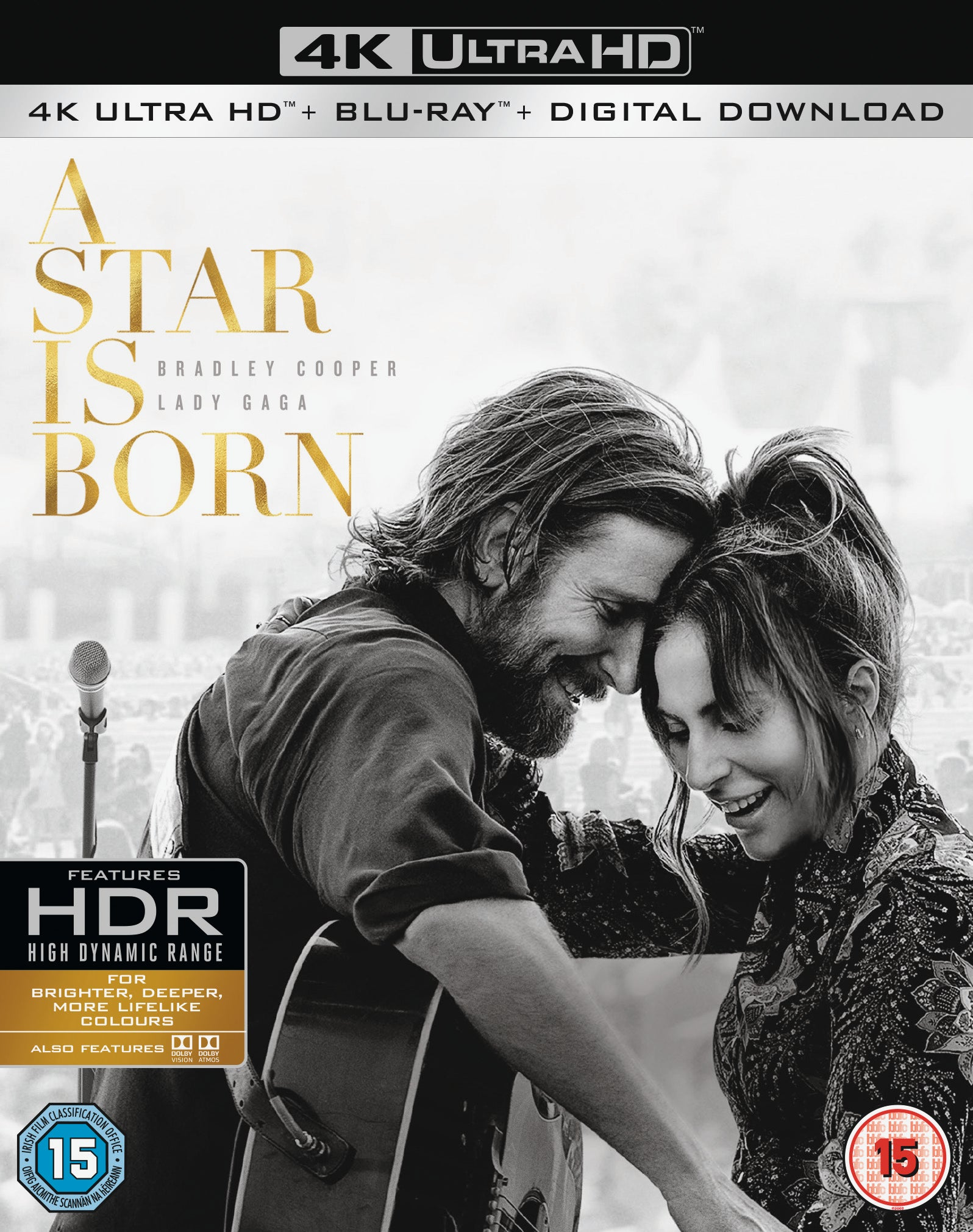 A Star Is Born - Bradley Cooper [4K UHD]