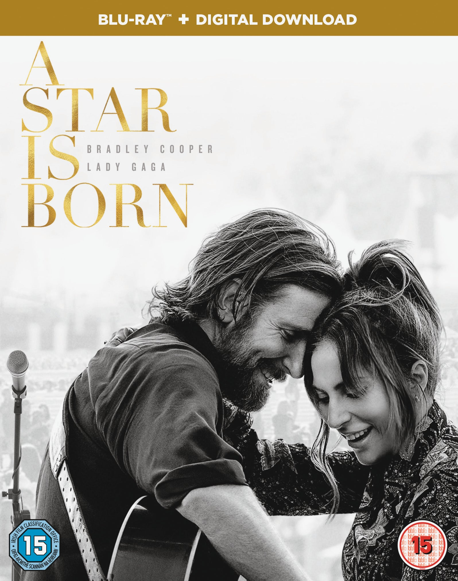 A Star Is Born - Bradley Cooper [BLU RAY]
