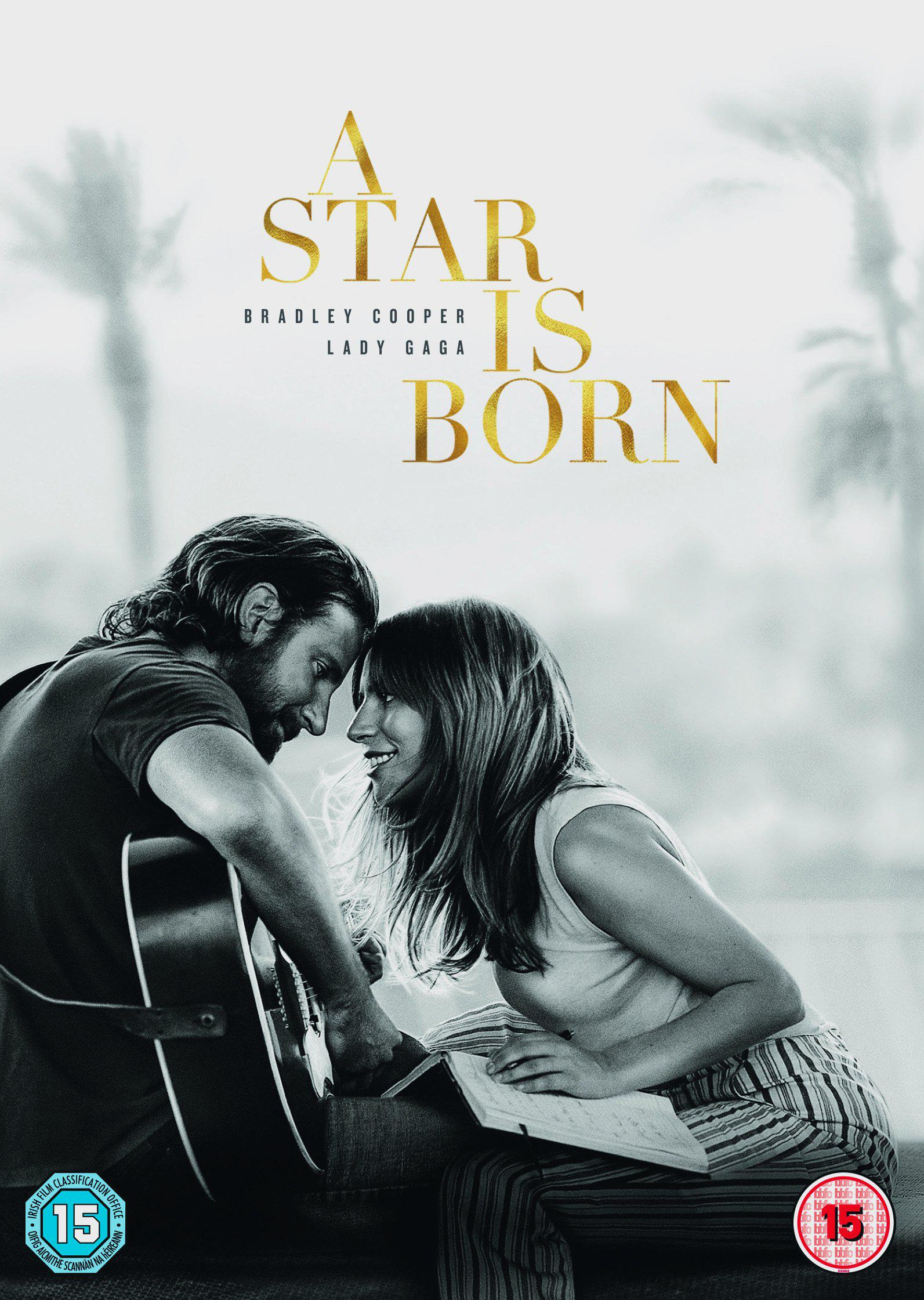 A Star Is Born - Bradley Cooper [DVD]