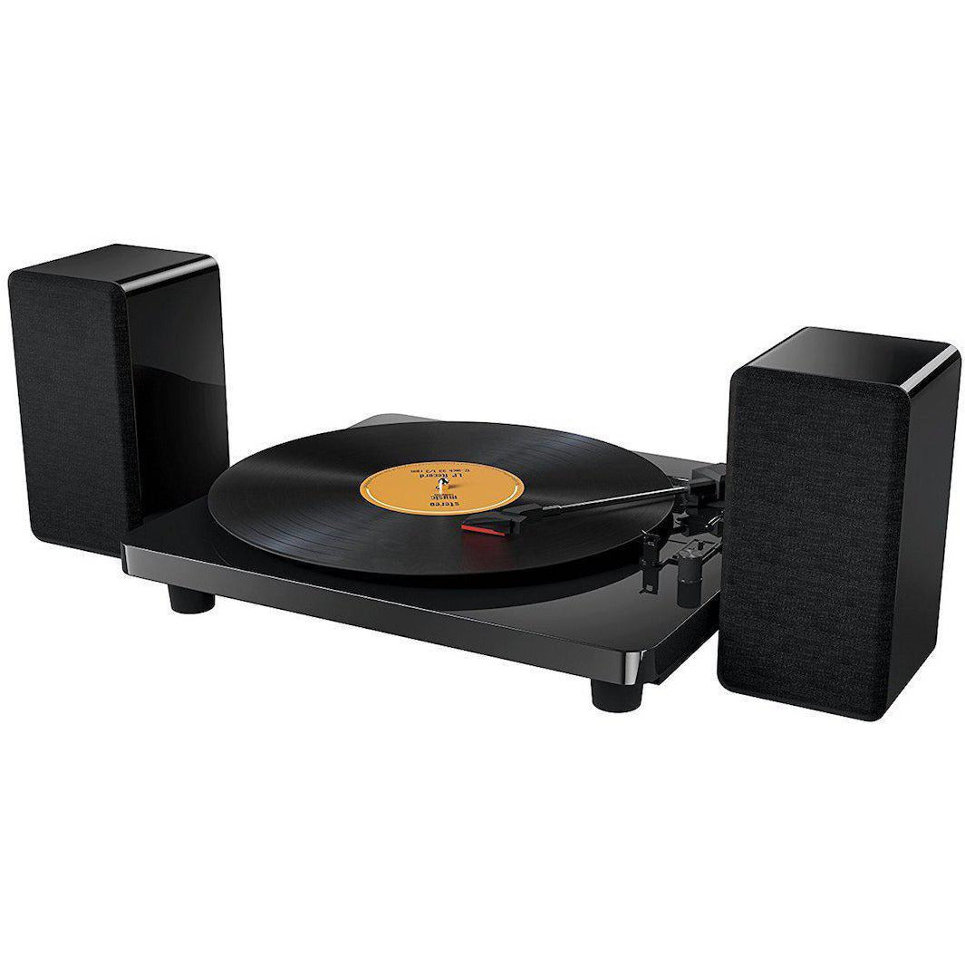 AKAI TURNTABLE W SPEAKERS [TECH & TURNTABLES] GOLDEN DISCS