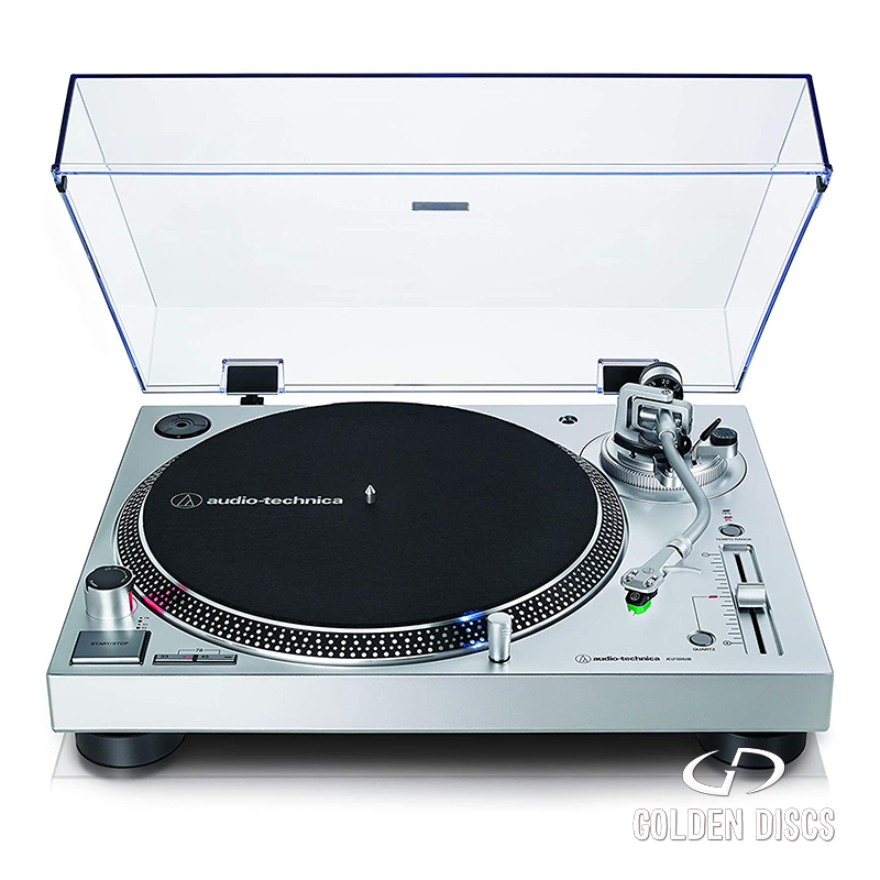 Audio-Technica AT-LP120XUSB Manual Direct-Drive Turntable [Tech & Turntables]