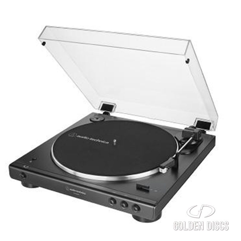 Audio-Technica AT-LP60XBT Turntable [Tech & Turntables]