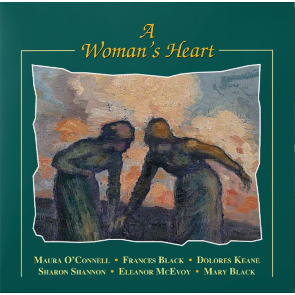 A Woman's Heart - Various [CD]