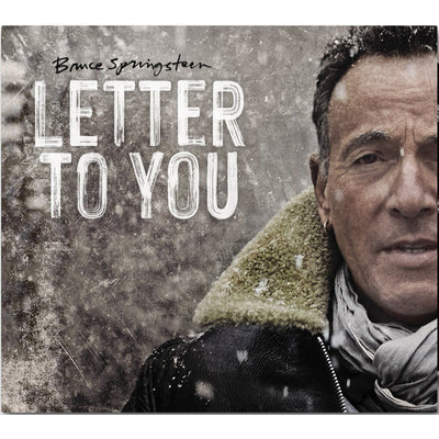 Letter to You:   - Bruce Springsteen [CD]