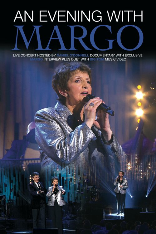 An Evening with Margo:- Margo O'Donnell [DVD] OUT 05.06.20