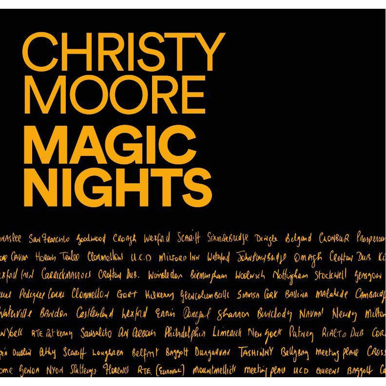 Chrity Moore - Magic Nights [Vinyl] OUT 22.11.19 PRE-ORDER NOW