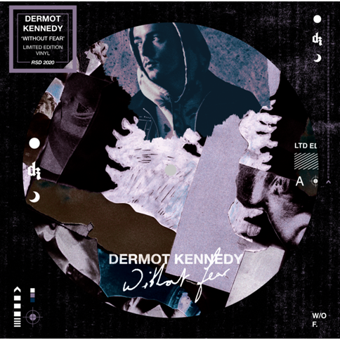 WITHOUT FEAR - DERMOT KENNEDY (Picture Disc) [Vinyl]