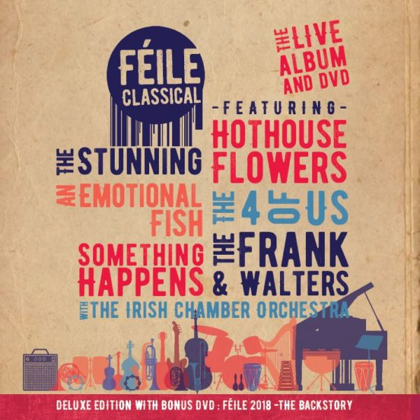Féile Classical – Live Album: Various Artists [CD/DVD]