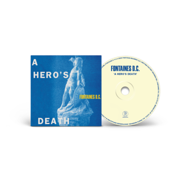 THE FONTAINES D.C. – A Hero's Death [Deluxe CD] (Due out 31.07.20)