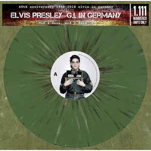 G.I. IN GERMANY - ELVIS PRESLEY [Vinyl]