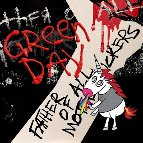 Father Of All M*therf_ckers: - Green Day  [Colour Indie Vinyl]