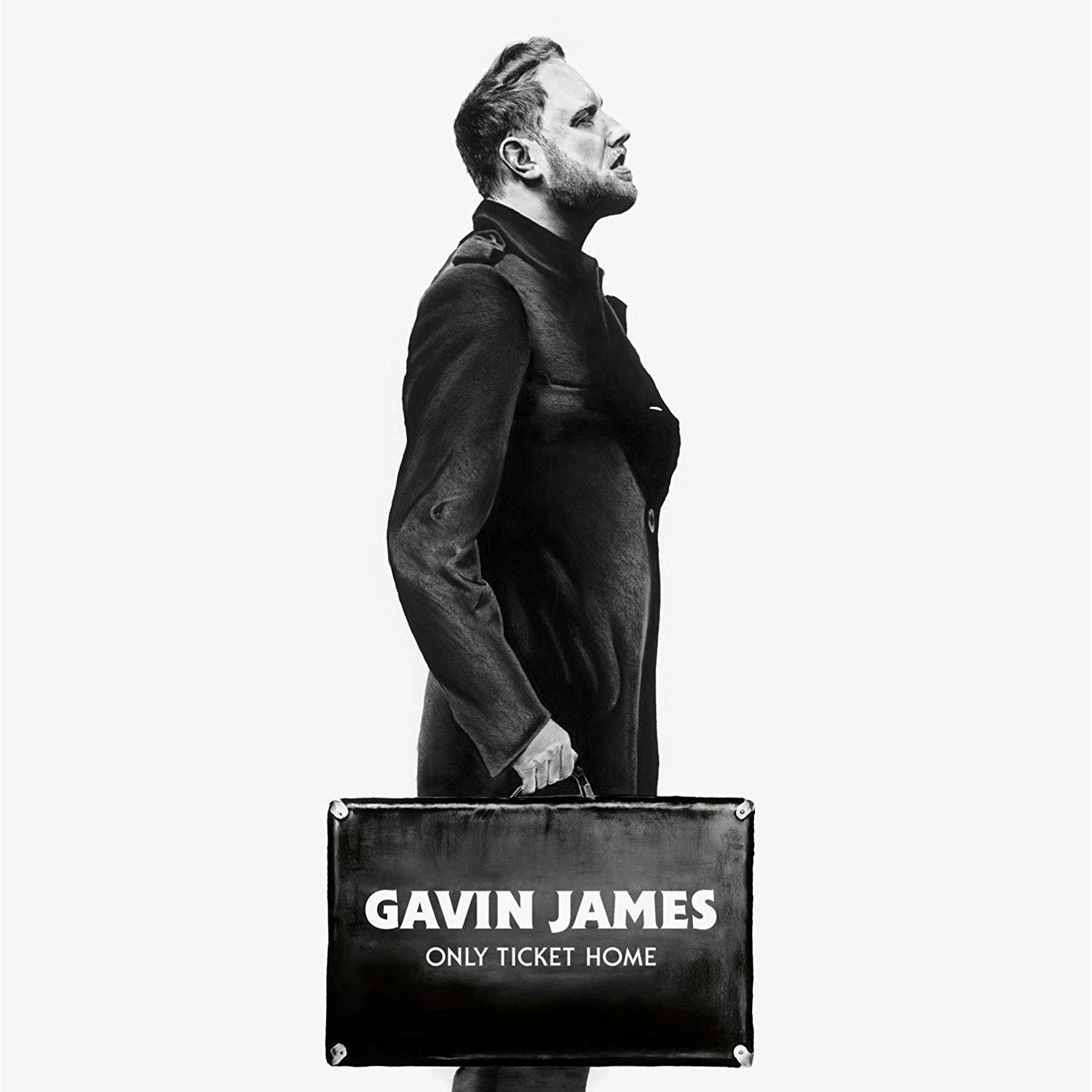 Gavin James: Only Ticket Home [CD]