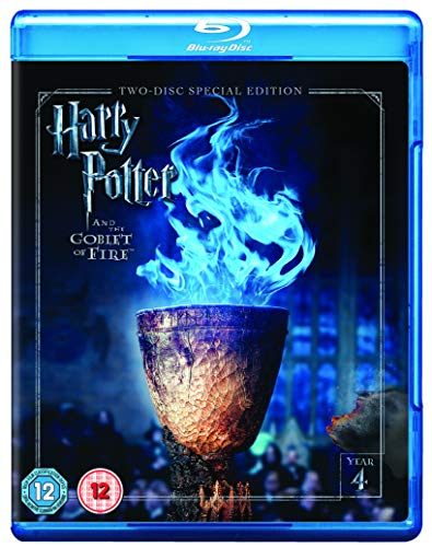 Harry Potter and the Goblet of Fire - Mike Newell [BLU-RAY]