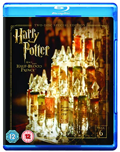 Harry Potter and the Half-blood Prince - David Yates [BLU-RAY]