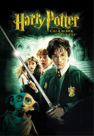 Harry Potter and the Chamber of Secrets - Chris Columbus [DVD]