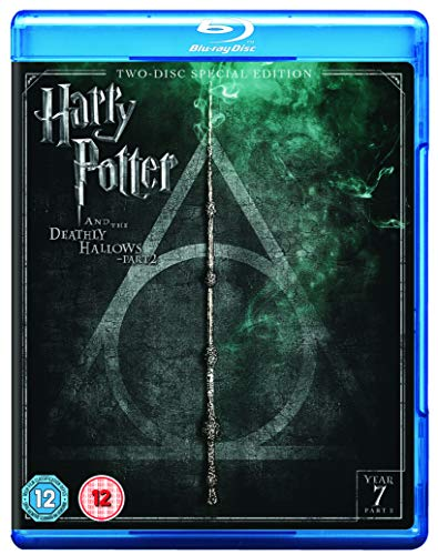 Harry Potter and the Deathly Hallows: Part 2 - David Yates [BLU-RAY]