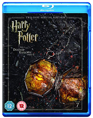 Harry Potter and the Deathly Hallows: Part 1 - David Yates [BLU-RAY]