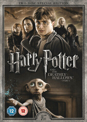 Harry Potter and the Deathly Hallows: Part 1 - David Yates [DVD]