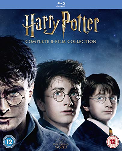Harry Potter: The Complete 8 Film Collection - Chris Columbus