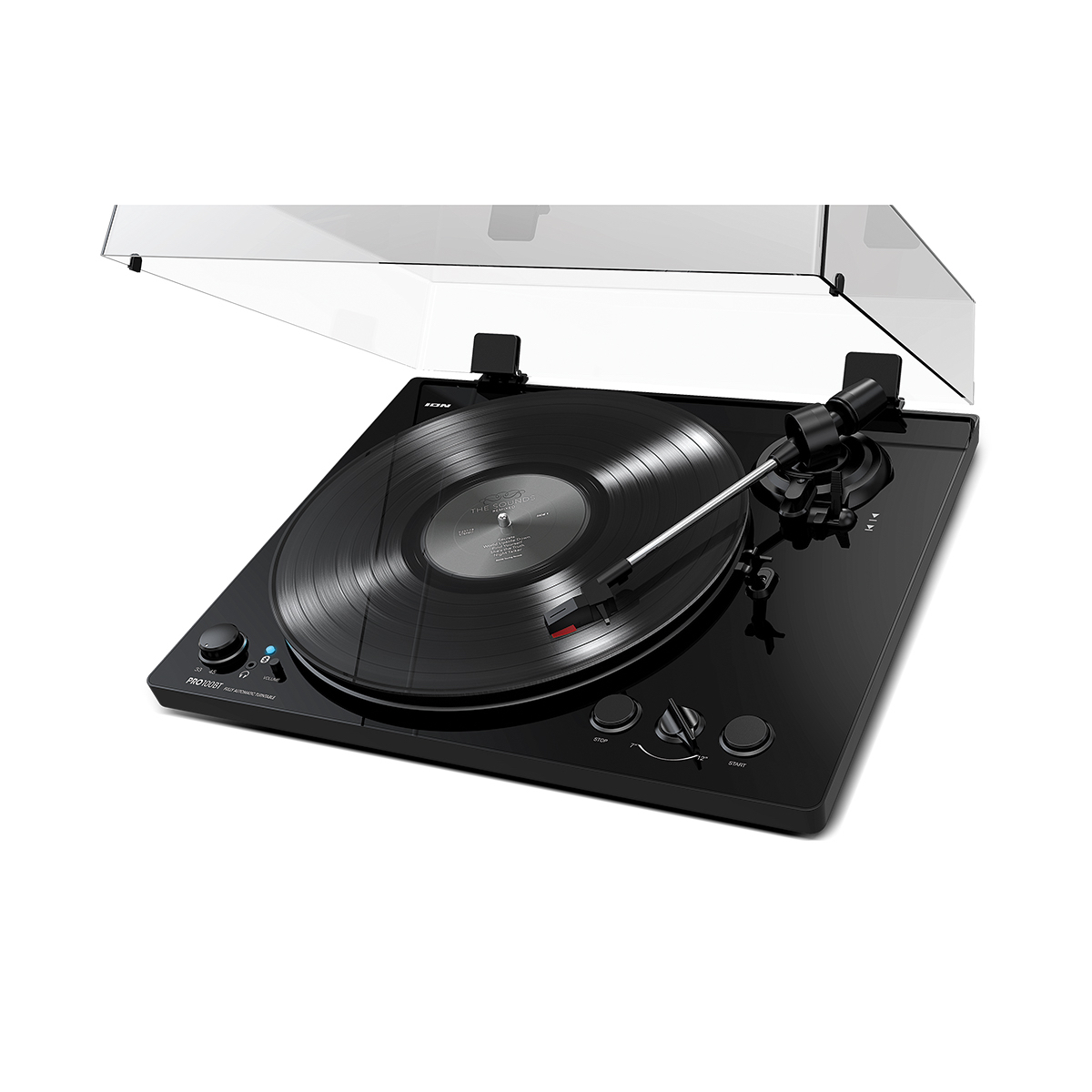 ION PRO 100BT BELT DRIVEN TURNTABLE  [TECH & TURNTABLES] GOLDEN DISCS