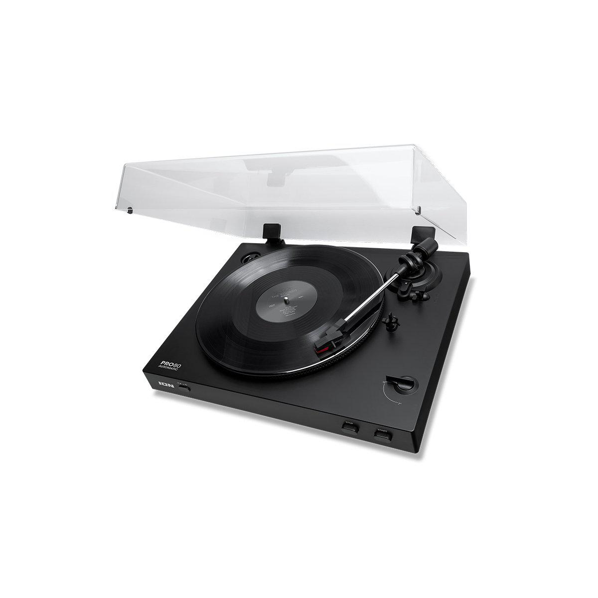 ION PRO80 BET DRIVEN TURNTABLE [TECH & TURNTABLES] GOLDEN DISCS