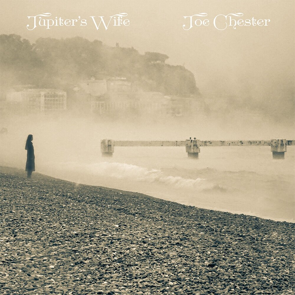 Jupiter's Wife:- Joe Chester [CD] OUT 01.05.20