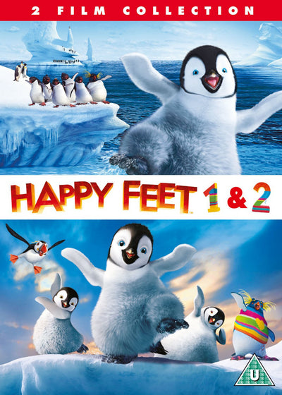 Happy Feet/Happy Feet 2 - George Miller [DVD]