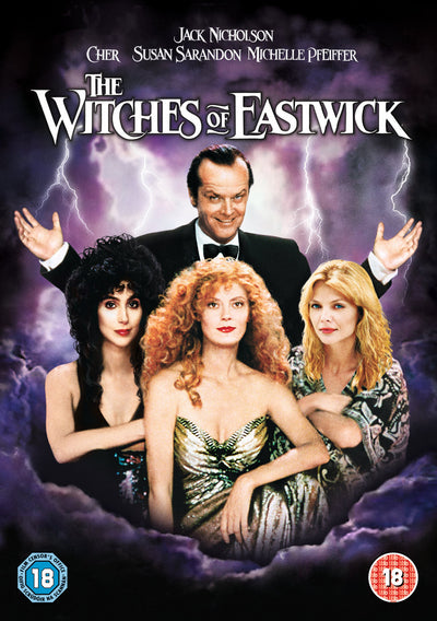 The Witches of Eastwick - George Miller [DVD]