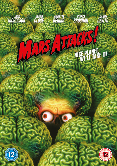 Mars Attacks! - Tim Burton [DVD]