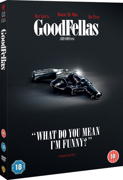 Goodfellas - Martin Scorsese [DVD]