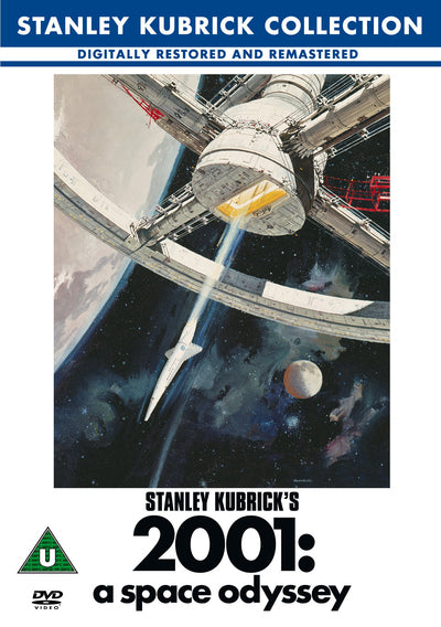 2001 - A Space Odyssey - Stanley Kubrick [DVD]