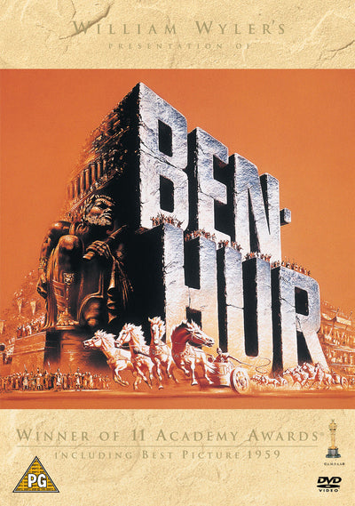 Ben-Hur - William Wyler [DVD]