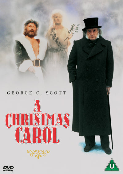 A Christmas Carol - Clive Donner [DVD]
