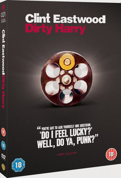 Dirty Harry - Don Siegel [DVD]