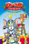 Tom and Jerry's Christmas: Paws for a Holiday - Hanna Barbera [DVD]