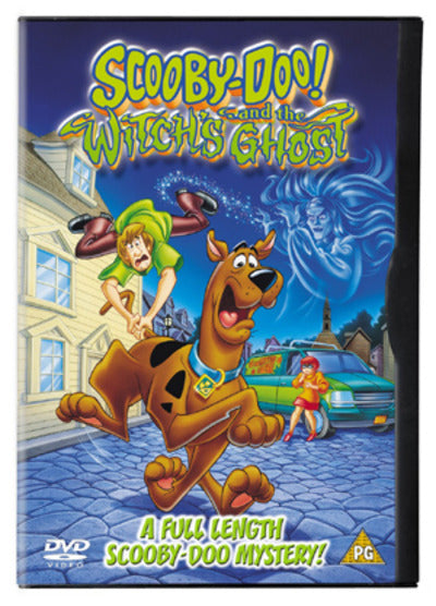 Scooby-Doo: Scooby-Doo and the Witch's Ghost - Jim Stenstrum [DVD]