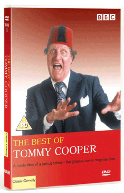 Comedy Greats: Tommy Cooper - Tommy Cooper [DVD]