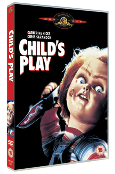 Child's Play - Tom Holland [DVD]